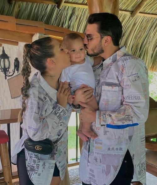 Luisa Fernanda W aclaró los rumores sobre un nuevo embarazo