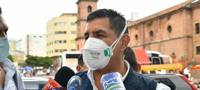 """""""Se dialoga para que exista el desbloqueo"""": Ospina ante la Fiscalía"""