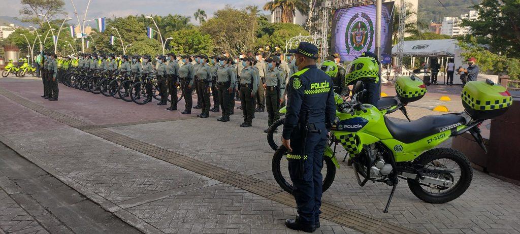 policía de vecindario