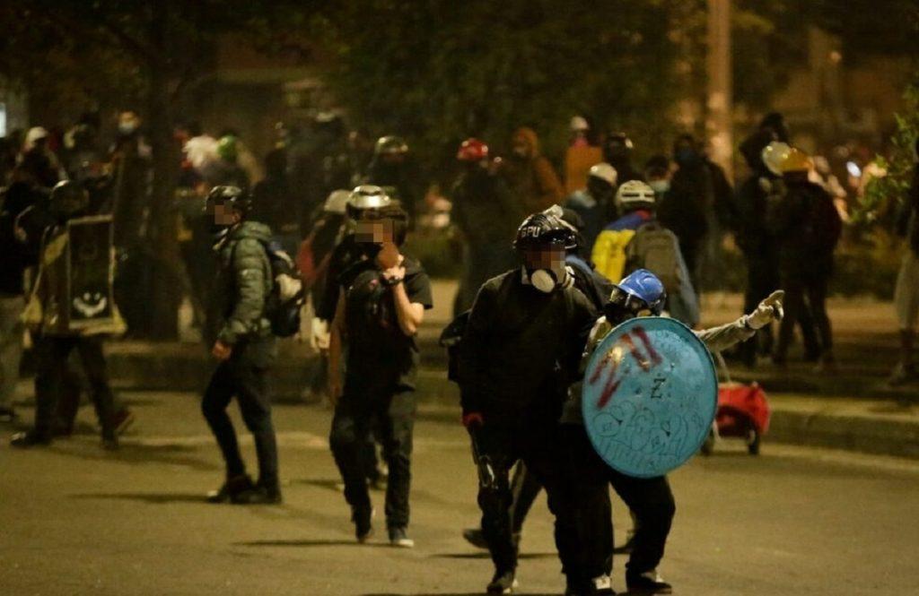 $70 mil, el 'sueldo' que reciben los que participan en las protestas