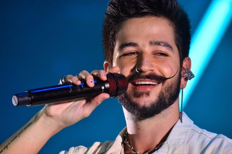 Camilo cantará el himno de La Liga española