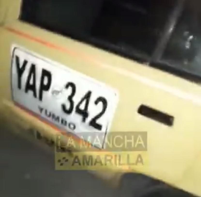 Investigan asesinato de un taxista en Yumbo