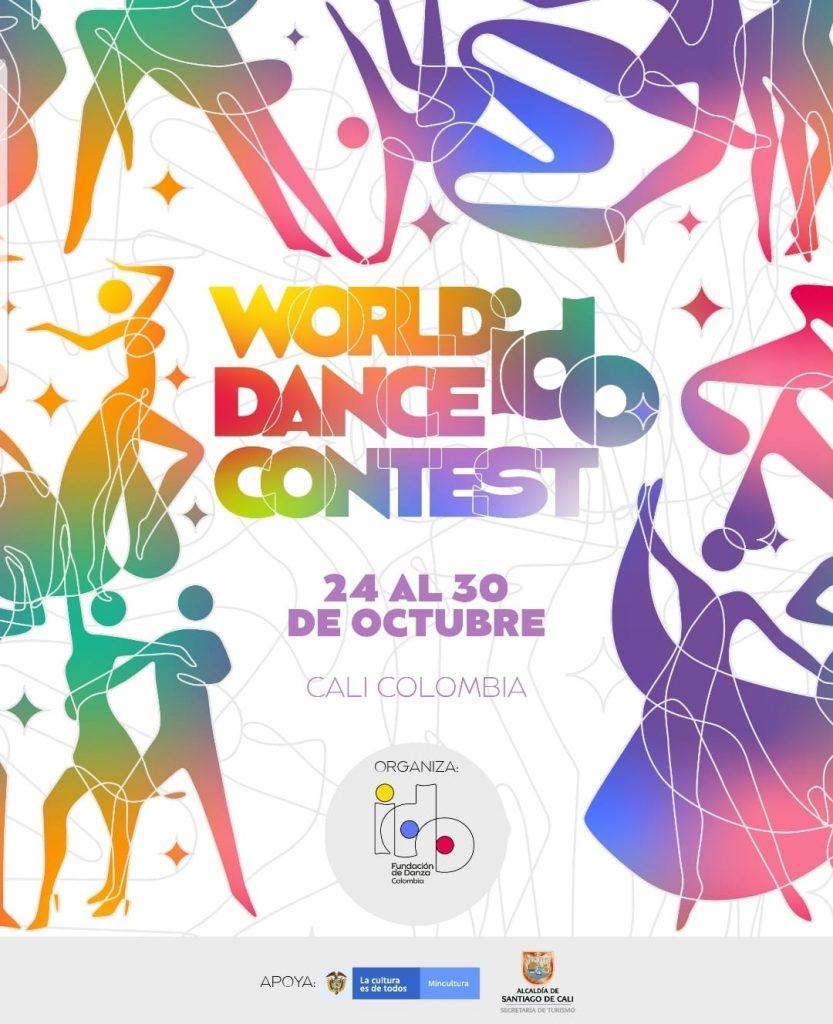 El 'Ido World Dance Contest 2021' llega este año a Cali