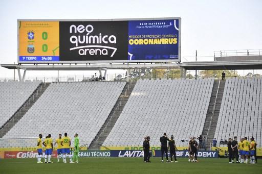 ¡Polémica! Argentina se retiró del partido contra Brasil