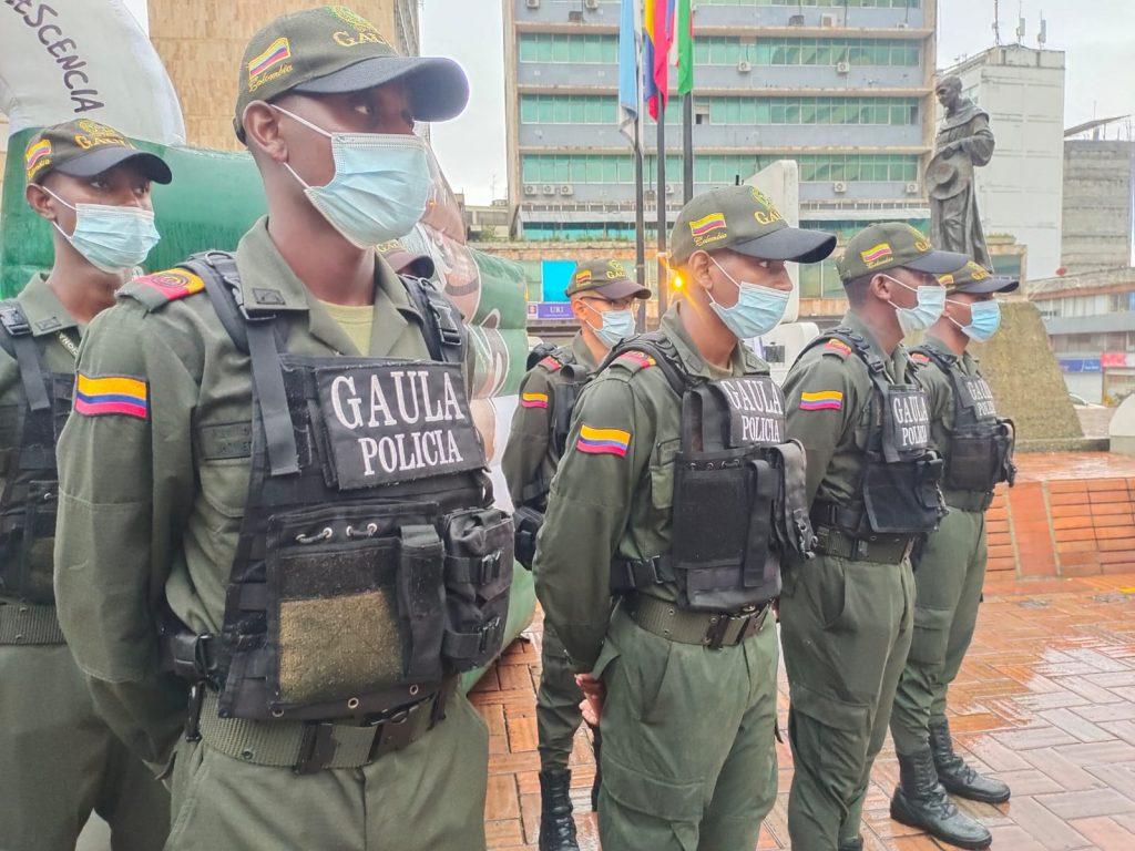 Más de 2.900 policías reforzarán la seguridad en Cali