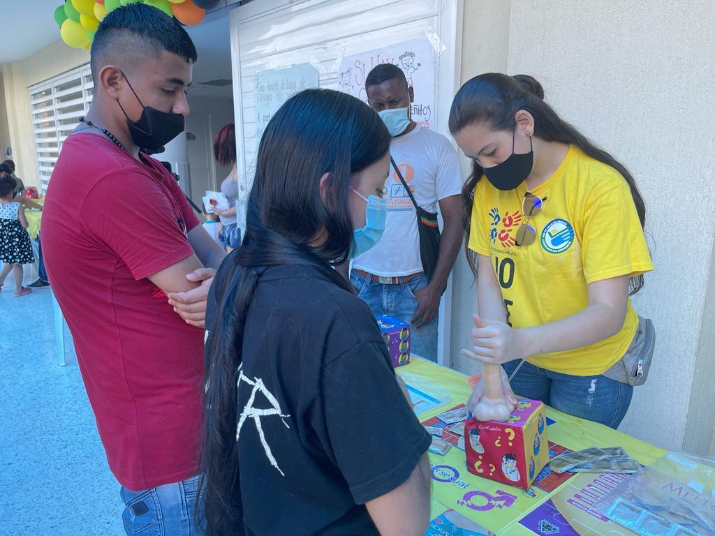 Repartieron 40 mil condones gratis en el Oriente de Cali