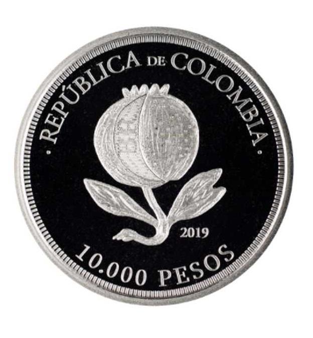 Conozca la nueva moneda conmemorativa de de 10 mil pesos