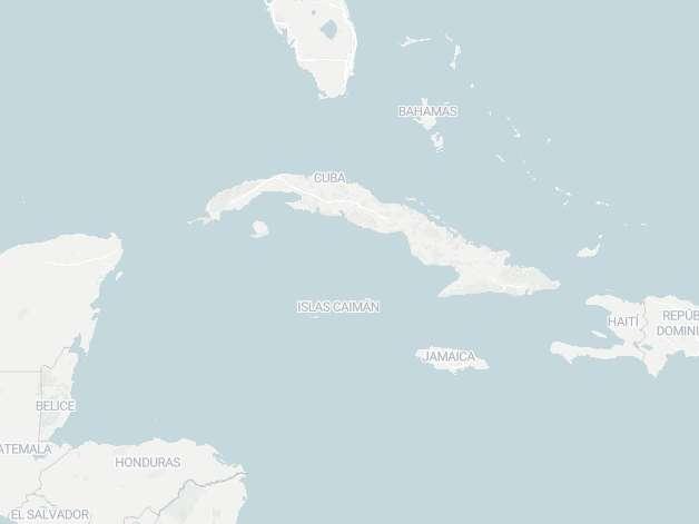 Dos argentinos, un cubano y un mexicano, desaparecieron en el mar Caribe